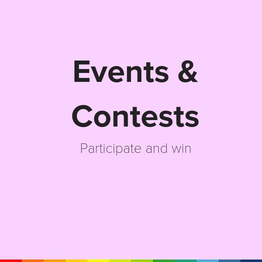 Events and contests
